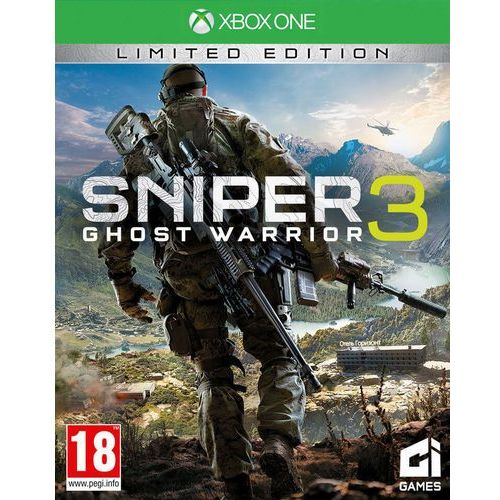 Sniper Ghost Warrior 3 na Xbox One