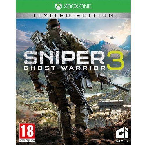 Sniper Ghost Warrior 3 (Xbox One) Darmowy transport od 99 zł | Ponad 200 sklepów stacjonarnych | Okazje dnia!