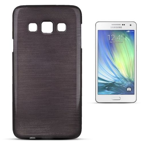 """""""jelly brush samsung galaxy a3"""" (black) marki Forcell"""