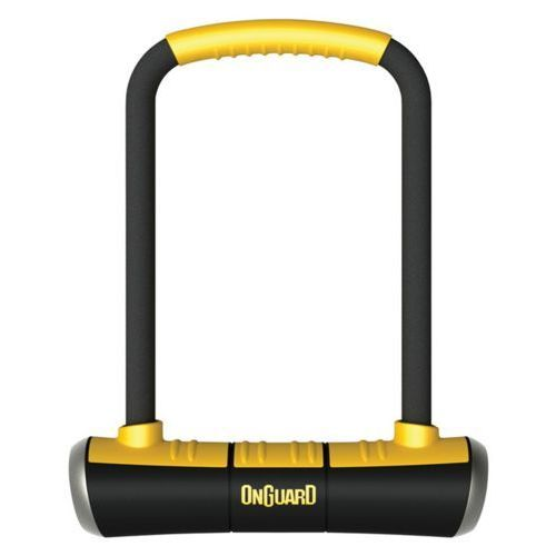Onguard Pitbull STD 8003 Zapięcie typu U-lock 115x230mm Ø14 mm ż U-locki (7290001280034)