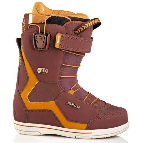 Deeluxe Buty snowboardowe - id 6.2 lara cf brown (9220) rozmiar: 38.5