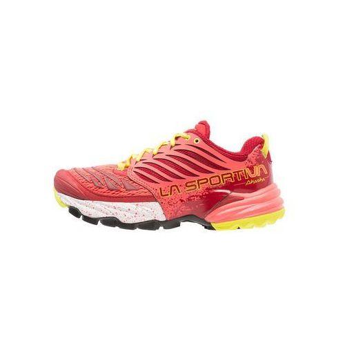 La Sportiva Akasha But do biegania Kobiety czerwony Buty do biegania antypoślizgowe, 26Z