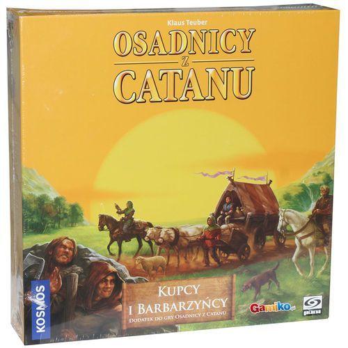 Osadnicy z Catanu: Kupcy i Barbarzyńcy z kategorii Gry planszowe