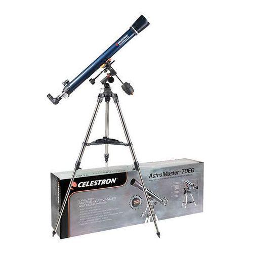 Teleskop Celestron AstroMaster 70EQ. Najniższe ceny, najlepsze promocje w sklepach, opinie.