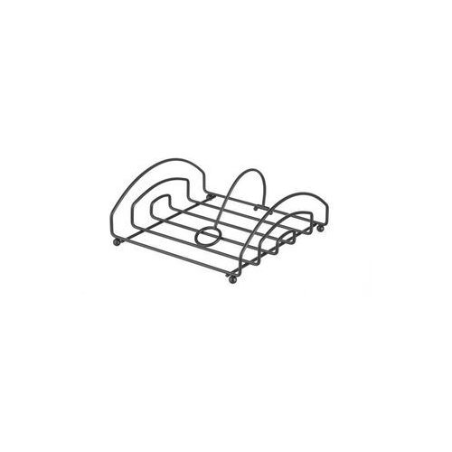 Serwetnik czarny 15,5x16 cm | 427156 marki Hendi