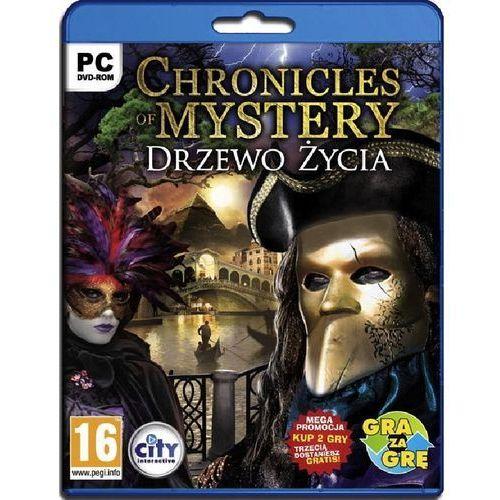 Chronicles of Mystery Drzewo życia, gatunek gry: przygodowa