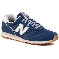 Sneakersy NEW BALANCE - ML373DF2 Niebieski, kolor niebieski