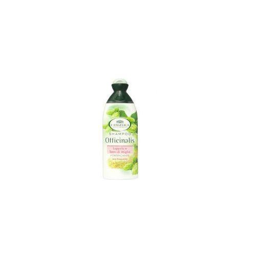 Naturalny szampon do włosów L'angelica - Chmiel i nasiona prosa