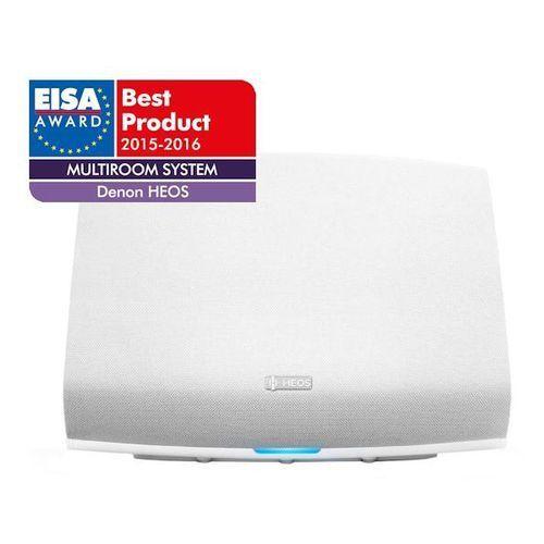 Odtwarzacz sieciowy DENON HEOS 5 Biały (4951035053348)