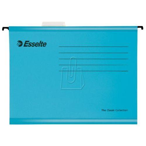 Teczka zawieszana Pendaflex Esselte niebieska 90311