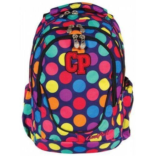 Plecak Młodzieżowy Coolpack Simple kolorowy, 12345