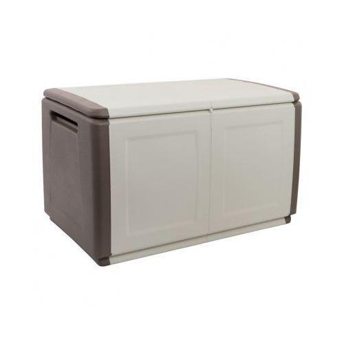 Artplast Plastikowy pojemnik z wiekiem, 960x570x530 mm, beżowy