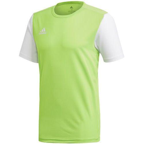 Adidas Koszulka dla dzieci estro 19 jersey junior limonkowa dp3240/gh1663