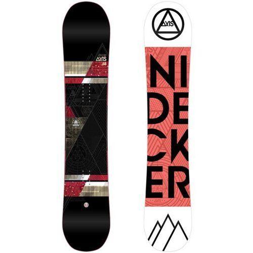 snowboard NIDECKER - Axis (MULTI) rozmiar: 158 z kategorii Deski snowboardowe