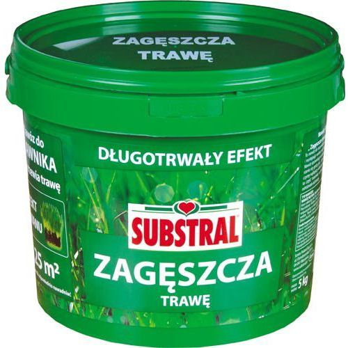 SUBSTRAL nawóz ZAGĘSZCZA trawę 5KG (5904871015109)