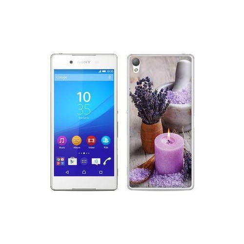 etuo Foto Case - Sony Xperia Z3+ - etui na telefon Foto Case - lawendowe spa, ETSN197FOTOFT038000