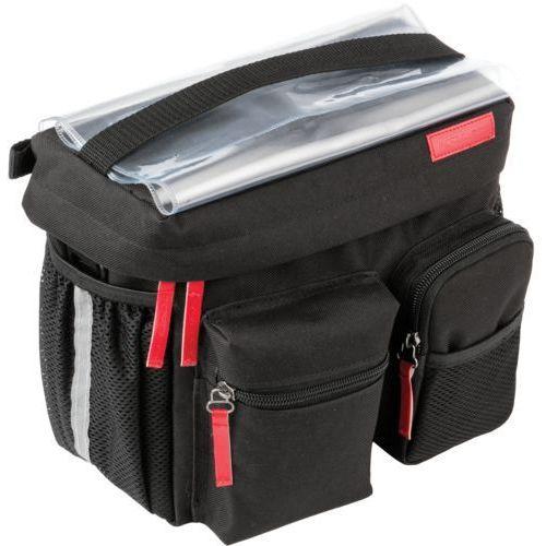 Sakwa roamer map bag na kierownicę z mapnikiem marki Kross