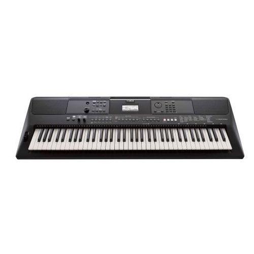 psr ew 410 keyboard instrument klawiszowy marki Yamaha