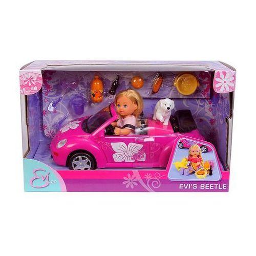 - evi z new beetle, zestaw - simba toys marki Simba