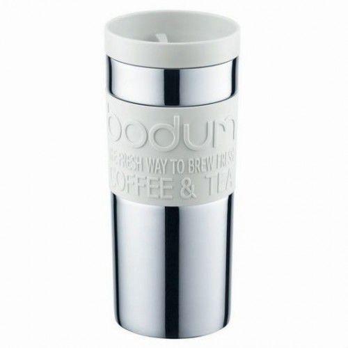 BODUM - Kubek termiczny 0,35l. biały, Travel Mug, 11093-913 (12389540)
