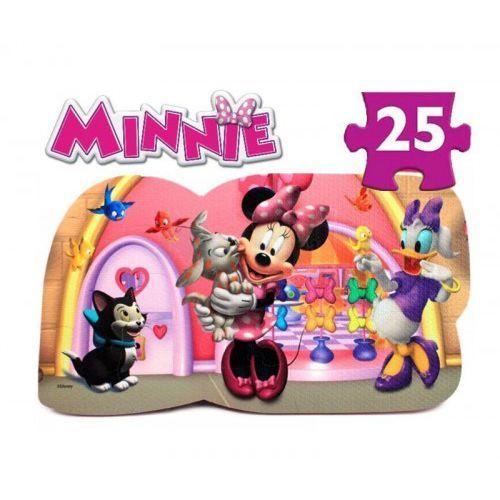 Puzzle Piankowe Disney MYSZKA MINNIE 25el Mata z kategorii Puzzle
