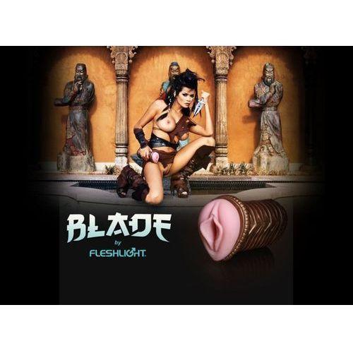 Miękki masturbator w tubie miecz Pochwa Fleshlight Blade - produkt z kategorii- Masturbatory i pochwy