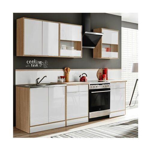 Zestaw mebli kuchennych VANESSA 6 EL. MEBLE OKMED (5907736124961)