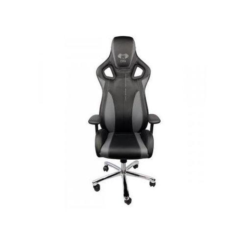 Dla gracza fotel E-Blue COBRA II, czarno-szare, MGEBH06KB000