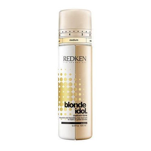 Redken Blonde Idol Custom Tone Gold Conditioner 196ml W Odżywka do włosów