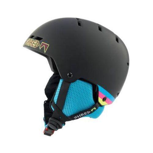 bumper shrasta - kask snowboard rolki rower r. m 54-57 cm marki Shred