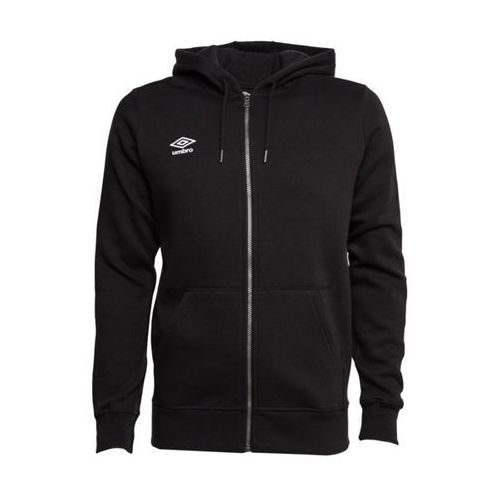 bluza fw small logo zip through hoodie marki Umbro