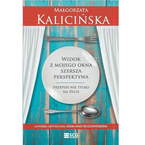 Widok z mojego okna szersza perspektywa - Kalicińska Małgorzata (268 str.)