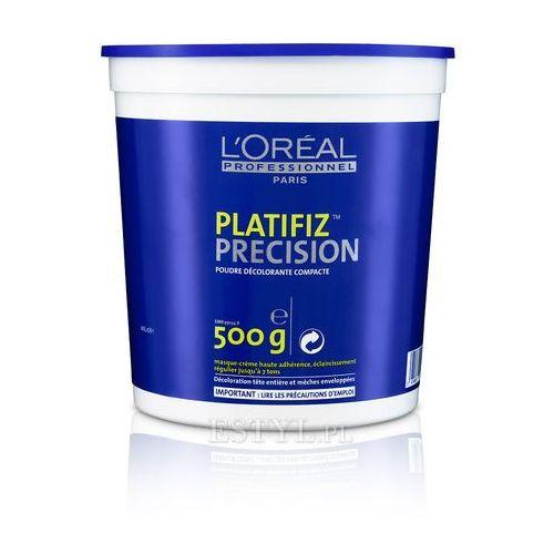 Loreal Platifiz Precision - puder niskopylący do dekoloryzacji 500g (3474630010581)
