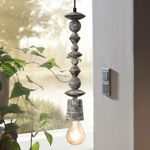 Eglo 49372 - lampa wisząca avoltri 1xe27/60w/230v (9002759493721)