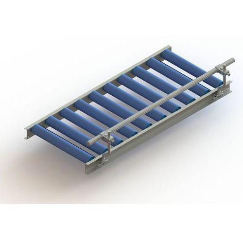 Prowadnica boczna do prostych przenośnika rolkowego,jednostronne
