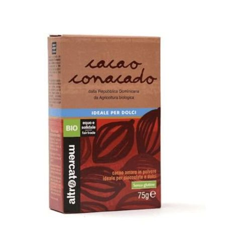 Ecor Kakao w proszku fair trade bezgl. bio 75g
