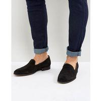 suede loafers - black marki Zign