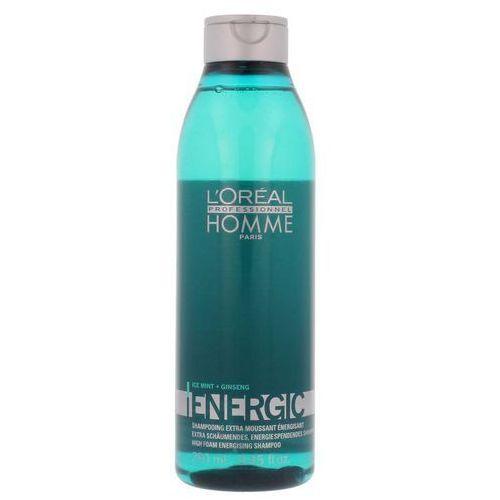 L'oréal professionnel Loreal homme energic szampon odświeżający dla mężczyzn 250 ml (3474630253407)