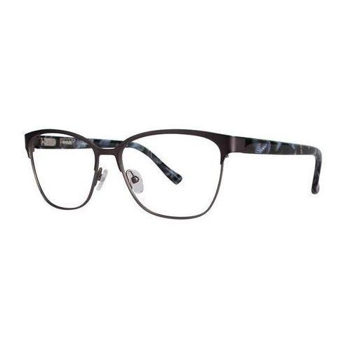 Okulary korekcyjne natural pewter marki Kensie