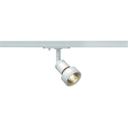 Slv Biały reflektor puri 1 fazowy system szynowy