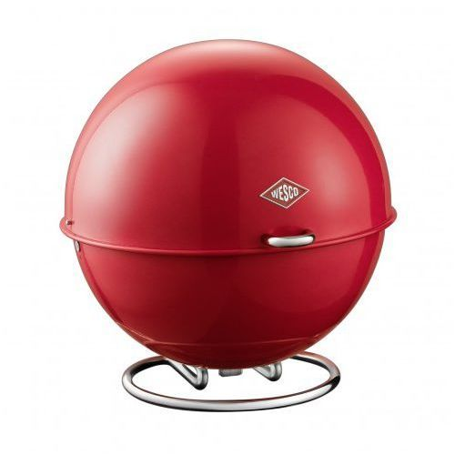 Wesco Superball chlebak/pojemnik czerwony 26 cm, 22310102