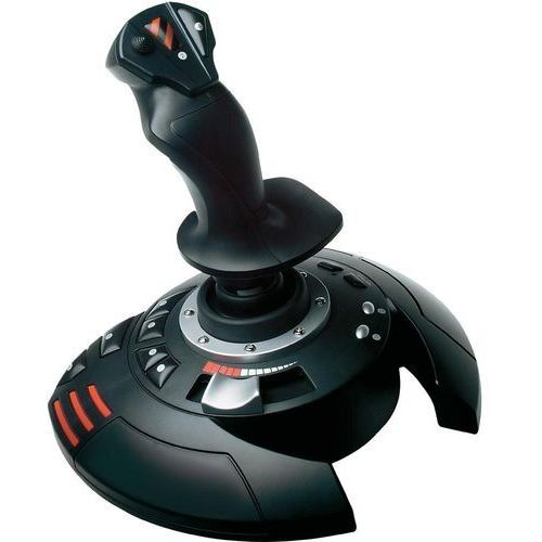 OKAZJA - Joystick THRUSTMASTER T-Flight Stick X (PC/PS3) + DARMOWY TRANSPORT! (3362932913443)