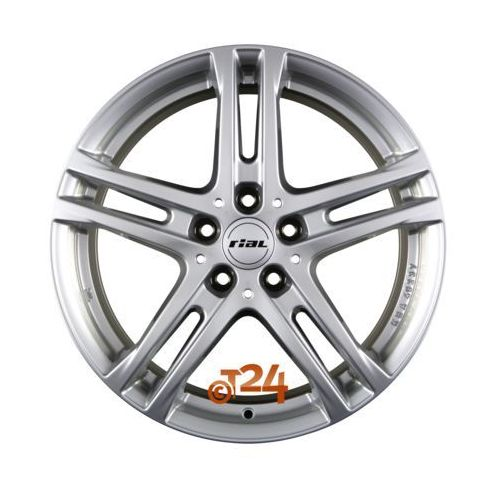Felga aluminiowa Rial BAVARO 15 6 5x112 - Kup dziś, zapłać za 30 dni