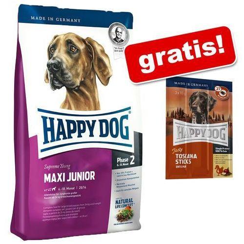supreme fit & well adult maxi 15kg marki Happy dog