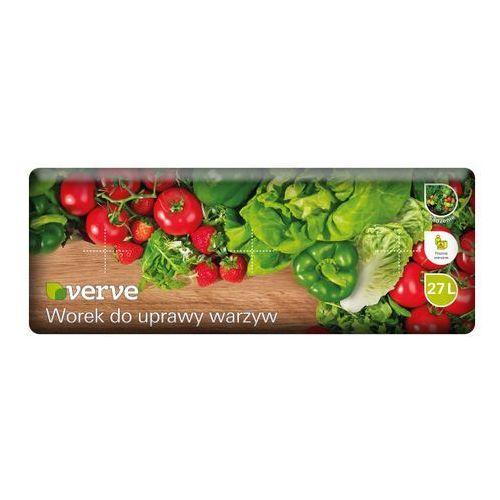 Podłoże do uprawy warzyw 27 l marki Verve