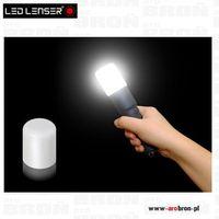 Dyfuzor Led Lenser - BIAŁY do latarek L7, P7, P7.2, M7, T7.2 i innych o śr. 37,2mm ze sklepu www.arobron.pl
