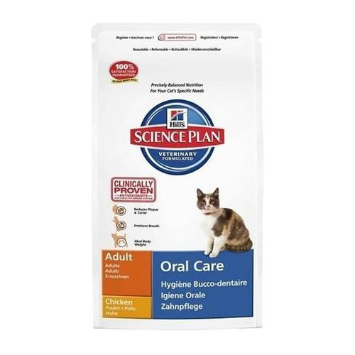 Hills Hill's feline adult oral care chicken 0,25kg - 0,25kg