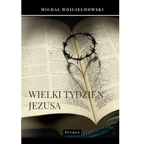 WIELKI TYDZIEŃ JEZUSA (9788377205686)