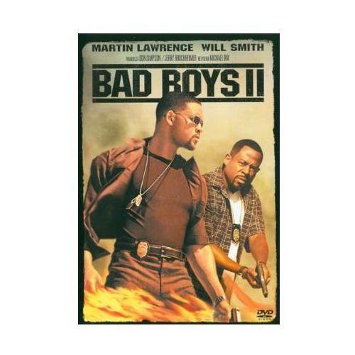 Bad Boys II (DVD) - Michael Bay. DARMOWA DOSTAWA DO KIOSKU RUCHU OD 24,99ZŁ (5903570111358)