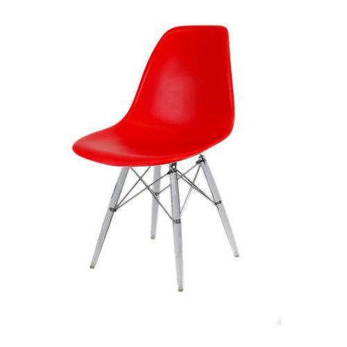Świat krzeseł Krzesło sk design kr012 lodowe czerwone